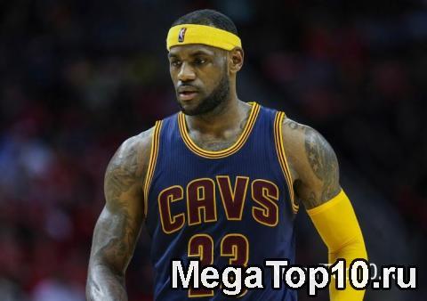 Леброн   Джеймс - Самые высокооплачиваемые спортсмены 2014 года