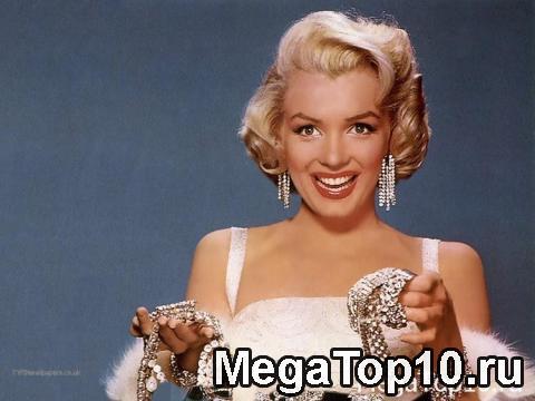 Интересные факты о Мерлин Монро - фото