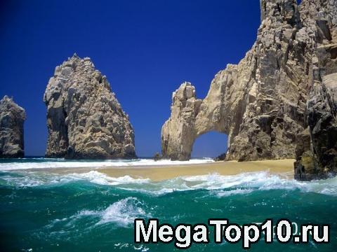 Самые красивые морские природные арки - фотографии, описание, рейтинг