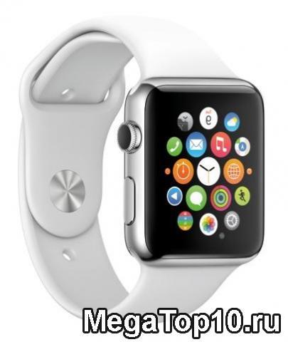Самые новейшие гаджеты 2014 года - Часы Apple