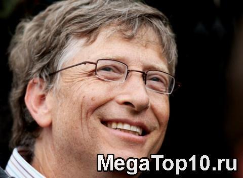 Самые богатые люди мира 2014 - Билл Гейтс