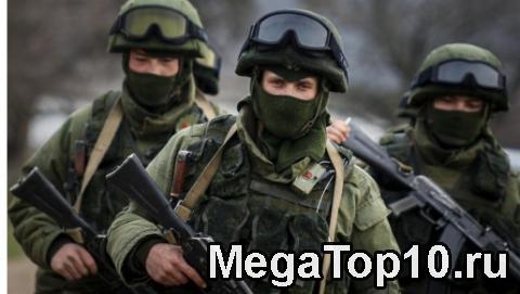 Самые сильные армии мира 2015