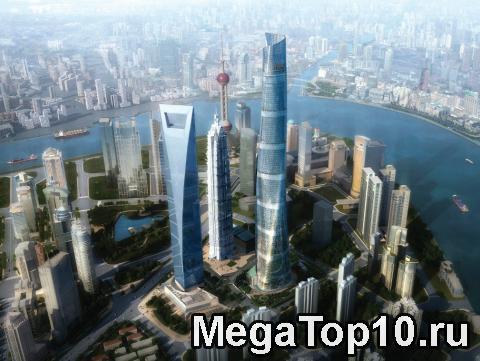 Рейтинг самые высокие здания в мире с фотографиями