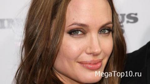 Самые красивые и сексуальные актрисы Голливуда - Анджелина Джоли