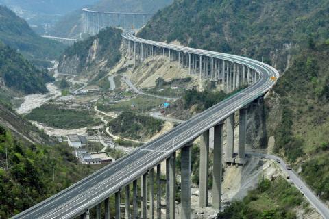 Рейтинг самые длинные мосты в мире с фотографиями