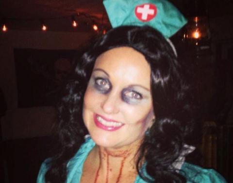Самые популярные женские костюмы на Хэллоуин - Медсестра